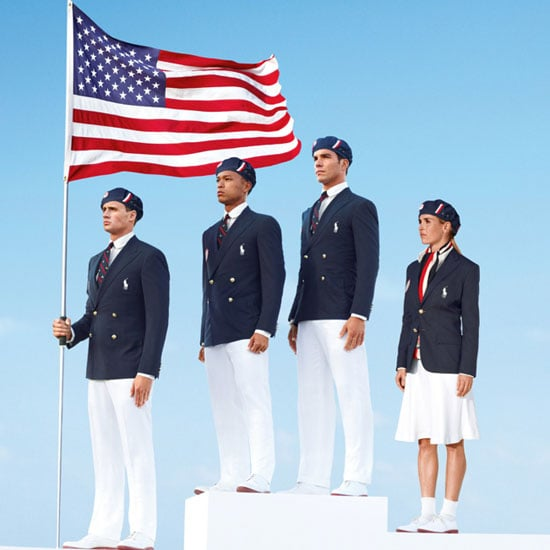 Check Out Ralph Lauren's Olympic Uniforms
