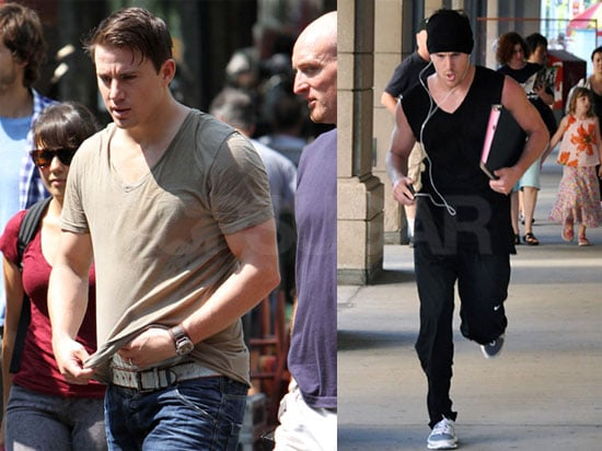 Pictures of Channing Tatum