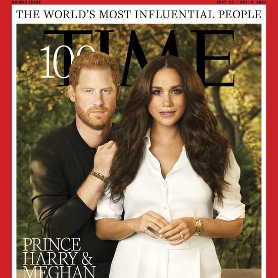 Meghan Markle and Prince Harry Make Time 100 List