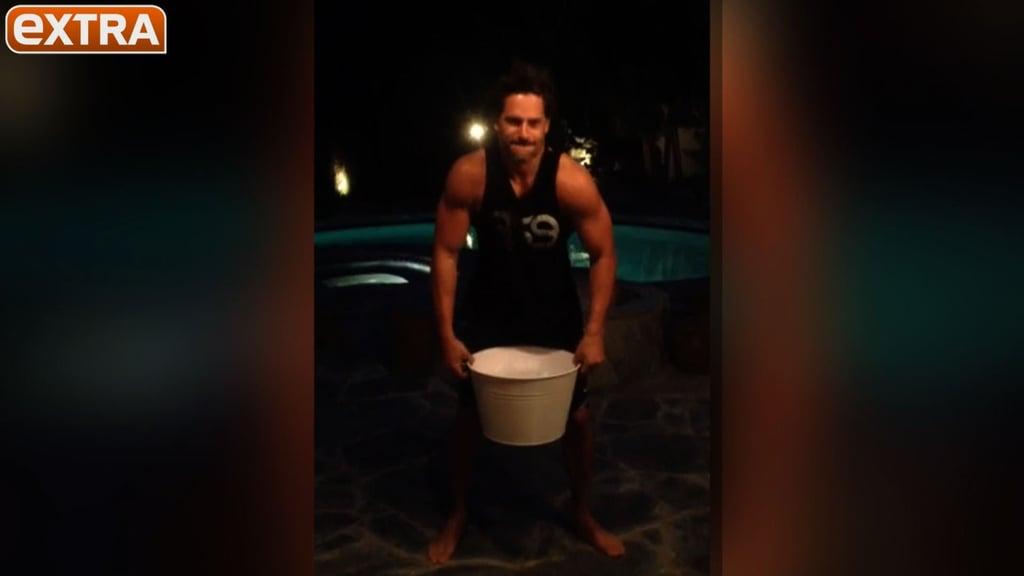 Celebrities Accept The Ice Bucket Challenge Video