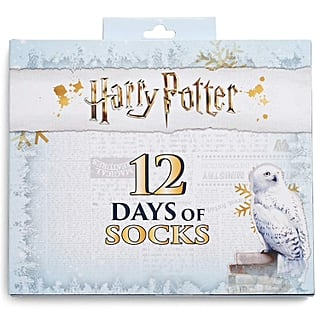 Harry Potter Sock Advent Calendar on Amazon