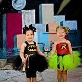 Batman and Robin Costumes