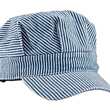 For 2-Year-Olds: Mega Cap Adjustable Train Engineer Hat