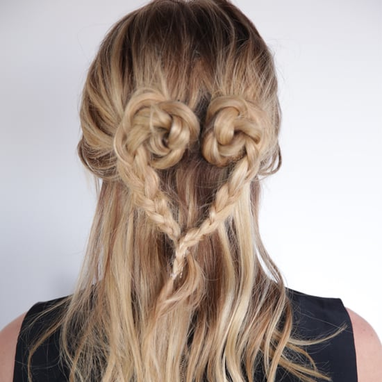 Heart-Shaped Braid Tutorial | Video