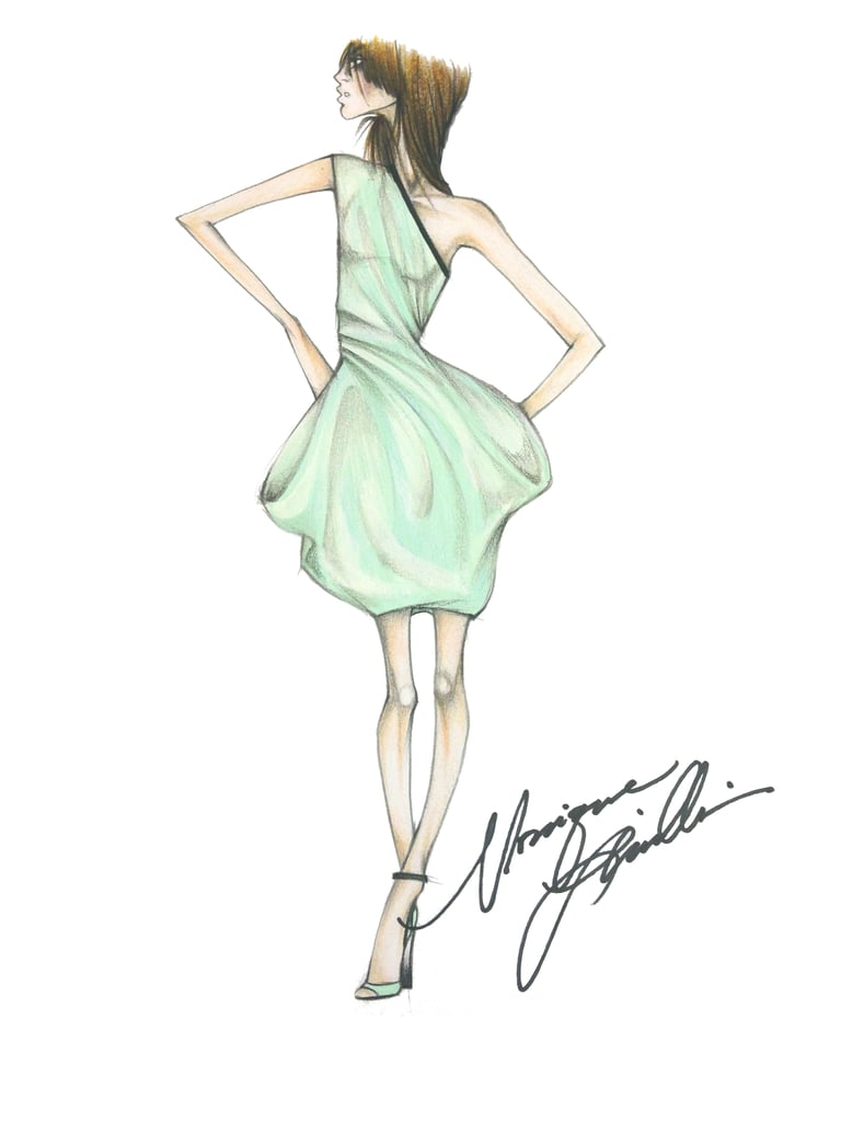 designer sketches from new york fashion week spring 2015 popsugar May Dress designer sketches from new york fashion week spring 2015 popsugar fashion