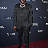 Diddy at Clive Davis's 2020 Pre-Grammy Gala in LA