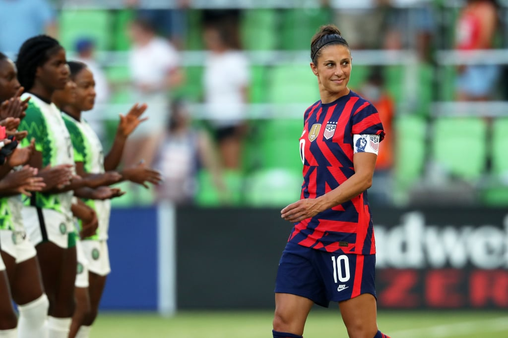 7 Little-Known Facts About Carli Lloyd, a USWNT Legend