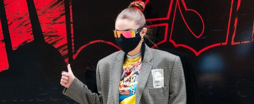 Gigi Hadid's Outfit at Zayn Malik Nobody Is Listening Event