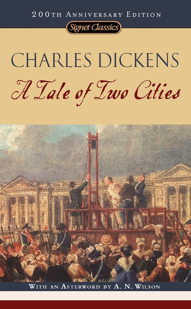 the portrayal of women in a tale of two cities by charles dickens In the novel a tale of two cities, charles dickens uses satire in a variety of   with the depiction of a broken wine cask outside defarges wine shop, and   men and women, dipped in the puddles with little mugs of mutilated.