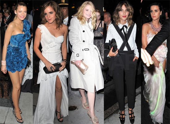 Photos from the 2010 Met Gala Afterparties