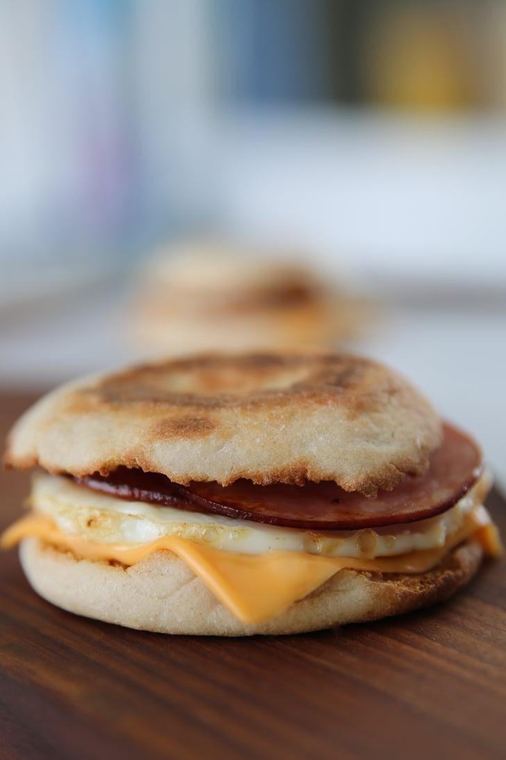 Homemade Egg McMuffin Recipe | POPSUGAR Food