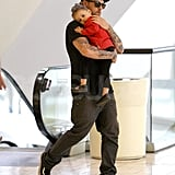 Pictures of Joel and Harlow