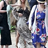 Jessica Simpson stepped out in Hawaii.