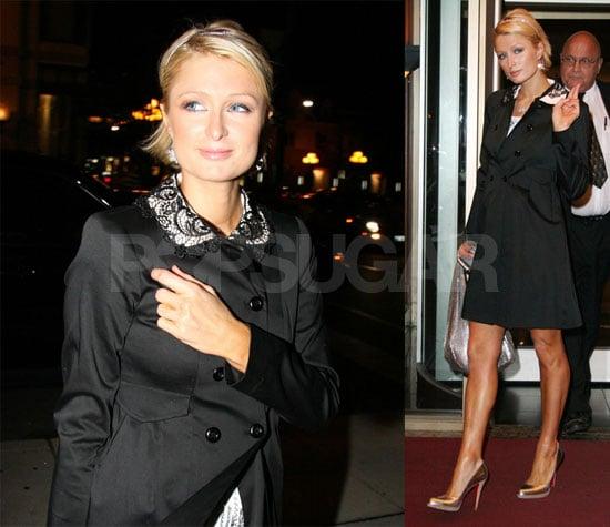 Paris Hilton Sues Hallmark, Buys In Beverly Hills