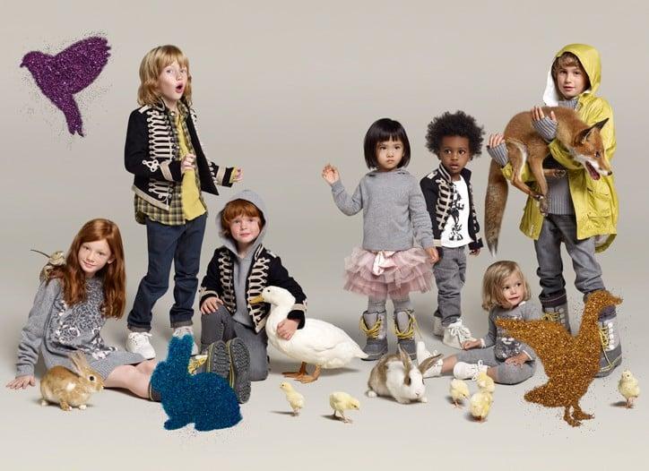 Stella McCartney for Gap Childrenswear