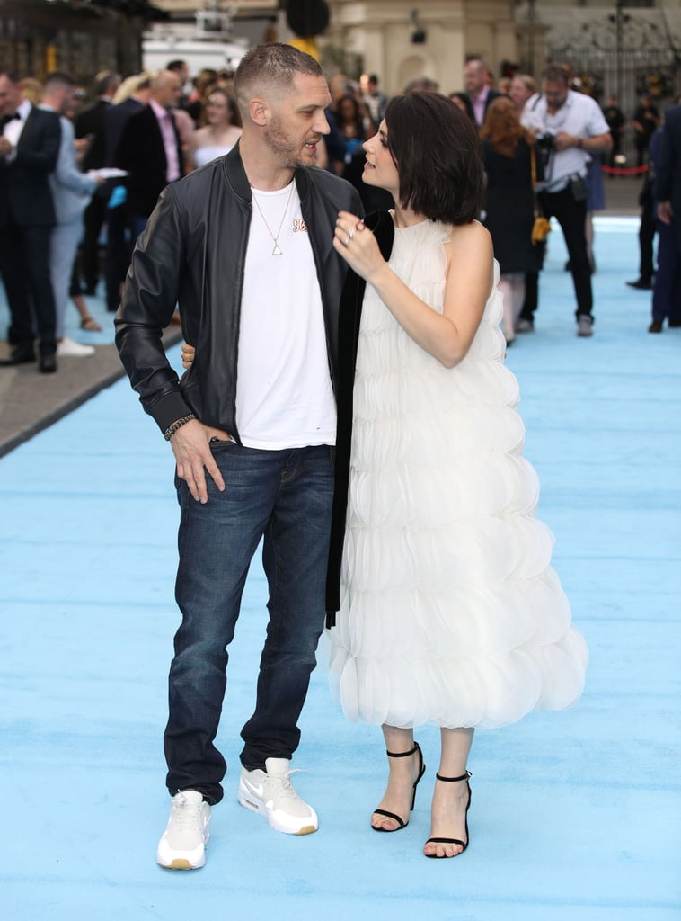 Tom Hardy and Charlotte Riley Pictures