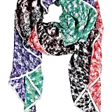 Missoni Crochet Knit Scarf (£435)