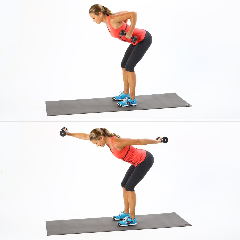 Pilates Boxer 12 Dumbbell Exercises For Strong Chiseled