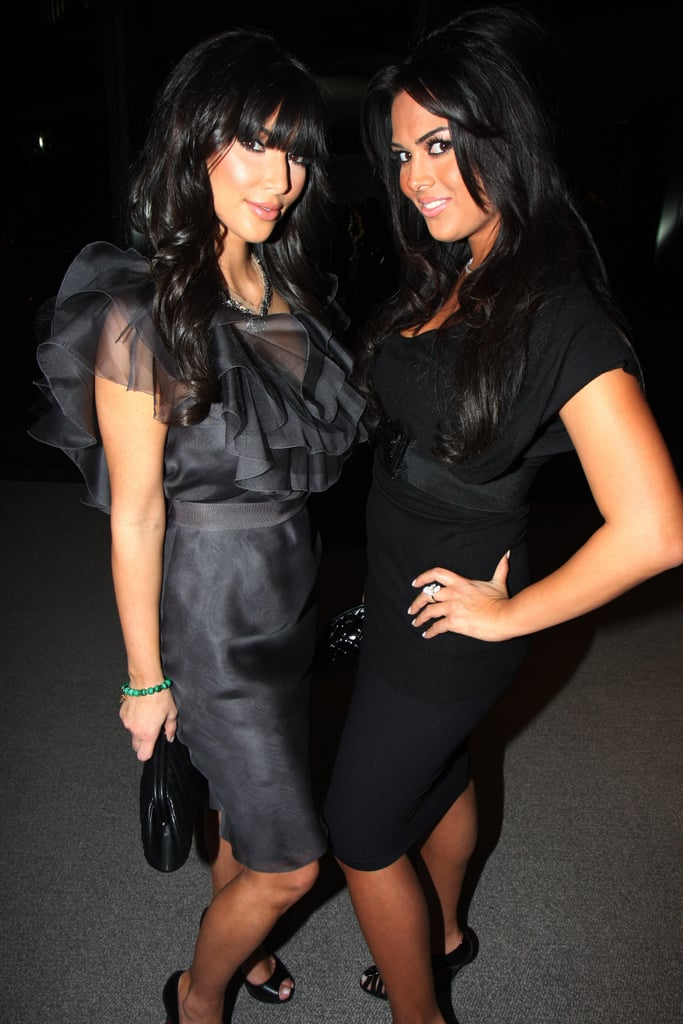 Carla Dibello Pictures Of Kim Kardashian And Her Friends