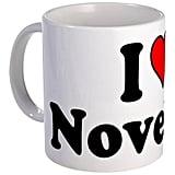 I Love Novelas Mug ($9)