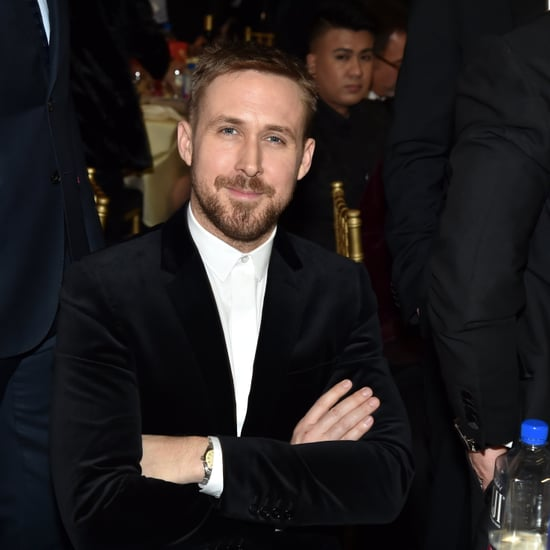 Ryan Gosling at the 2019 Critics' Choice Awards