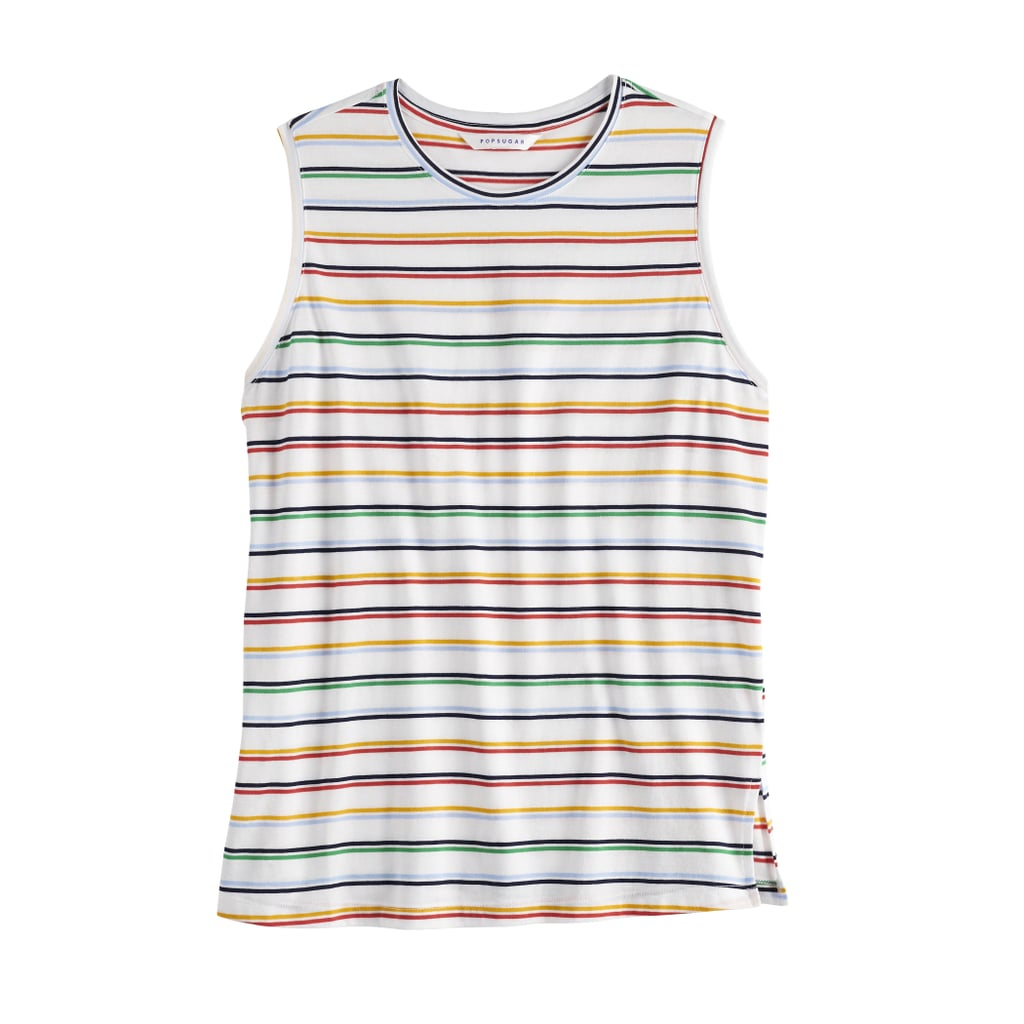 Relaxed Muscle Tank Top
