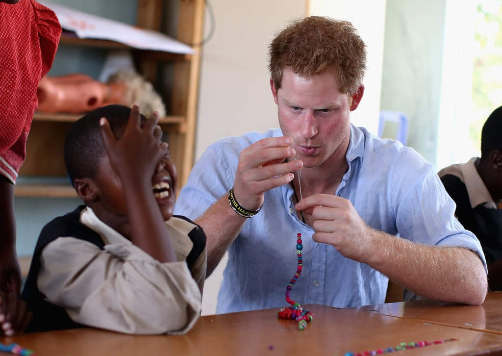 When He Tried to Make Jewellery in Lesotho
