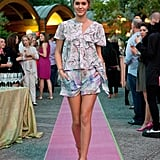 Whitney Eve Spring 2012 Presentation in Napa