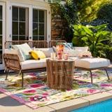 99 Wicker Furniture Pieces Your Backyard Needs ASAP