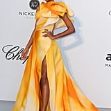 Jasmine Tookes at the amfAR Cannes Gala