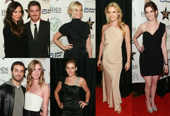 Celebs attend Friends without Borders event in Hollywood