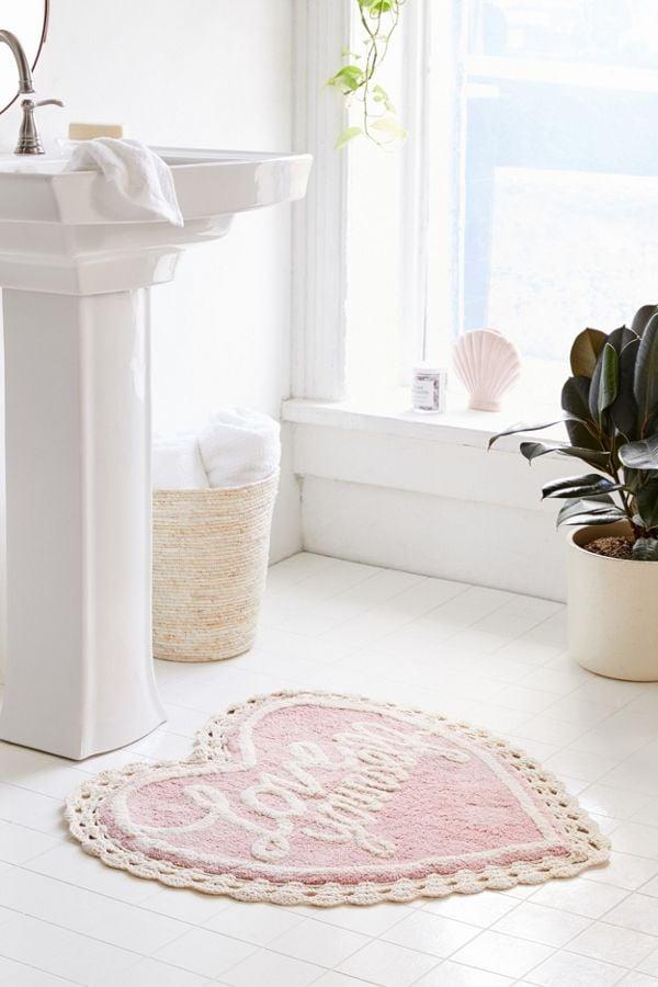Love Yourself Bath Mat Best Cheap Home Decor Popsugar Home Australia Photo 34