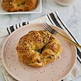 Caramelized Onion Breakfast Sandwiches