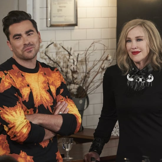 Try This Schitt's Creek Workout Challenge While You Watch
