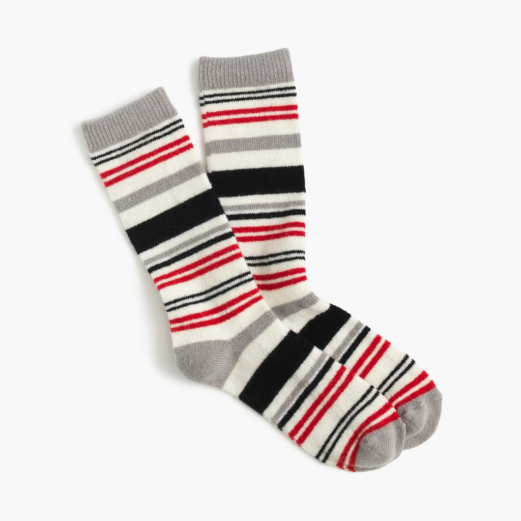 Because everyone's favorite gift is a pair of socks ($13).