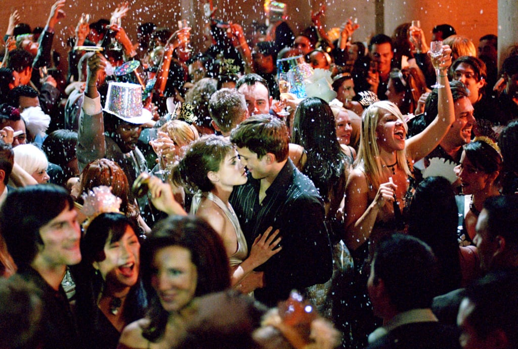 new year s eve movie kiss scenes popsugar entertainment new year s eve movie kiss scenes