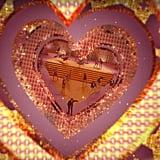 Kaleidoscope of Loud Heartbeats Under Coats