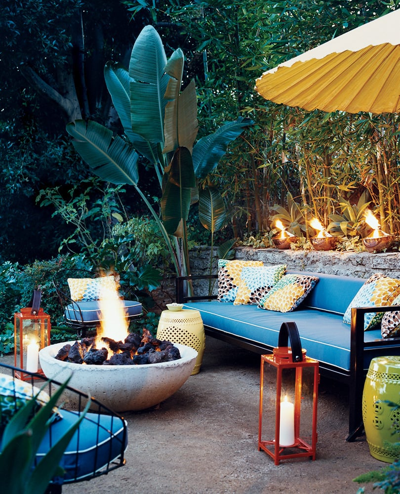 The Best Outdoor Decorating Shops on Etsy | POPSUGAR Home on Backyard Garden Decor id=83866