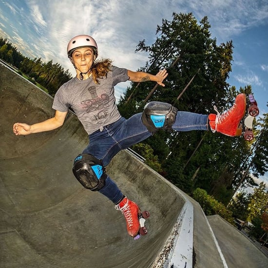 Watch This Yogi's Mesmerizing Roller Skating Trick Videos