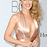Kylie Minogue joined San Andreas, the earthquake disaster movie starring Dwayne Johnson and Carla Gugino. No word yet on what her role will entail.