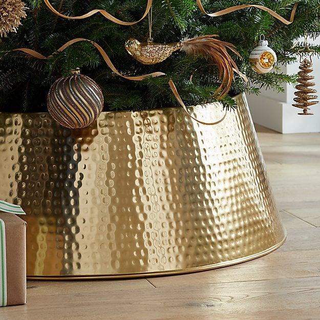 13 Festive Christmas Tree Collars That Will Make You Put Your Tree Skirt in Storage