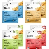 BRAMI Lupini Bean Snacks, Variety Pack