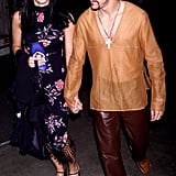 AJ McLean and Amanda Latona, 2000