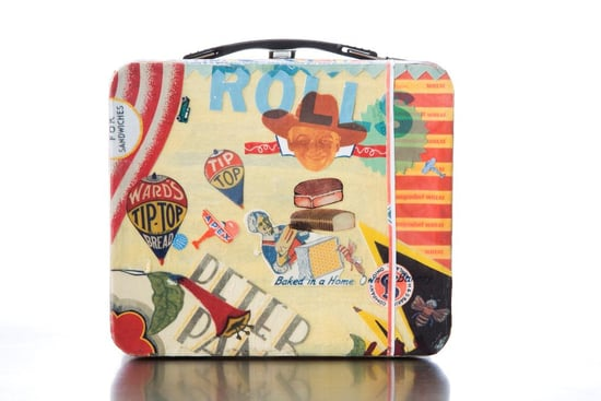 Guess Who Designed the Lunchbox!