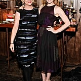 Amy Poehler and Amy Adams attended the Wantful event.