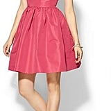 Valentino Pink Fit and Flare Dress