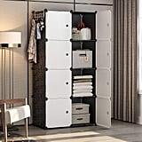 Yozo Modular Wardrobe Portable Dresser
