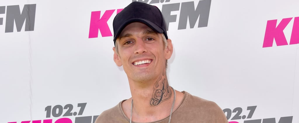 "Aaron Carter Tweets About Being Body Shamed: ""You Guys Are Bullying Me"""