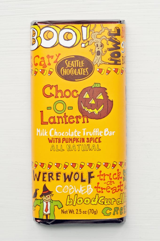 Seattle Chocolates Choc-o-Lantern Truffle Bar