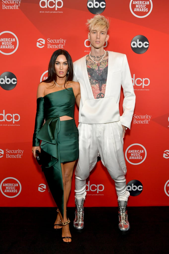 November 2020: Megan and MGK Make Their Red Carpet Debut as a Couple